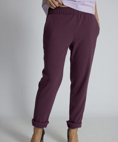 Стильные штаны на резинке
