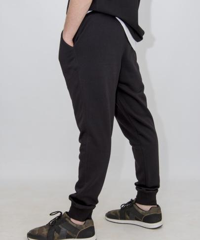 Штаны черные унисекс