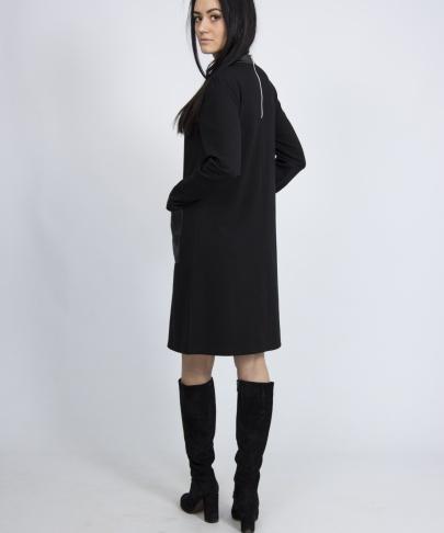 Платье свободного силуэта